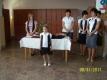 Tanévnyitó az iskolában 2011